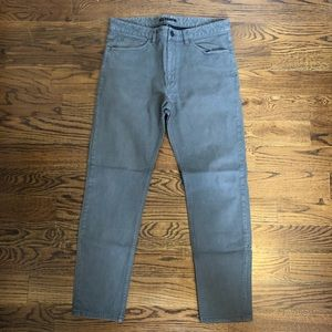 Theory Hayden Stretch Cotton Pants, US 31